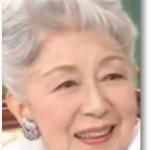 草笛光子の夫は?子供はいる?年齢は?若い頃は?妹は女優の富田恵子!
